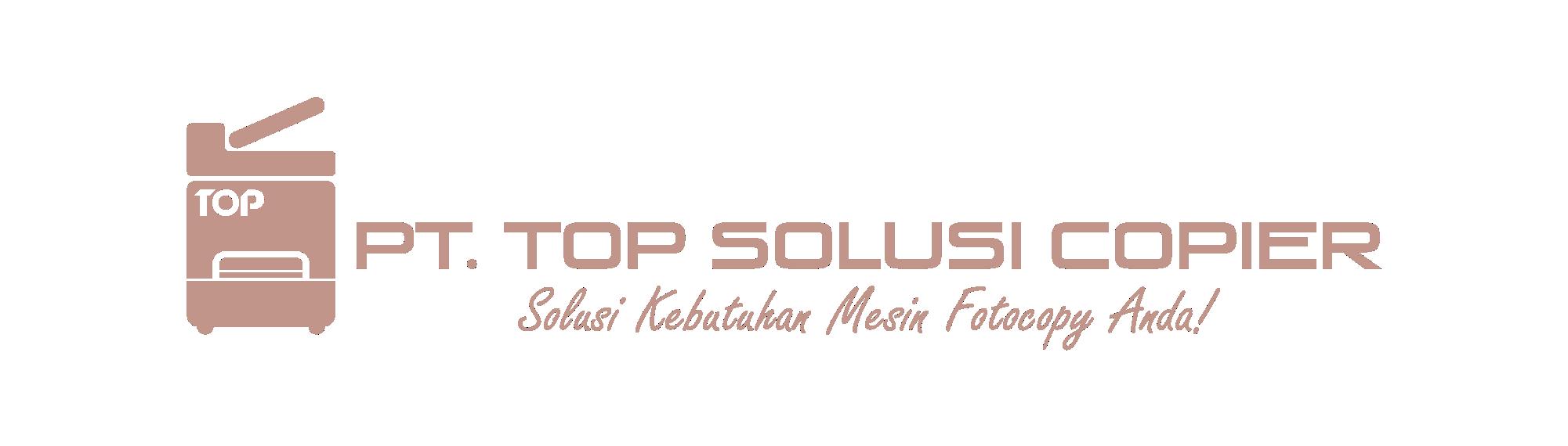 PT. TOP SOLUSI COPIER
