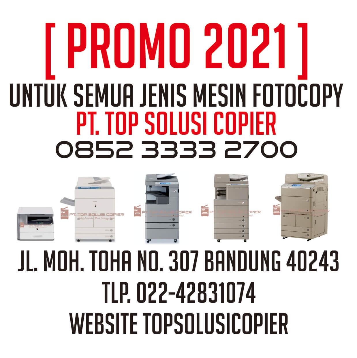 MESIN FOTOCOPY SUKABUMI TERMURAH PROMO 2021